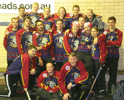 2007 Nationals Squad